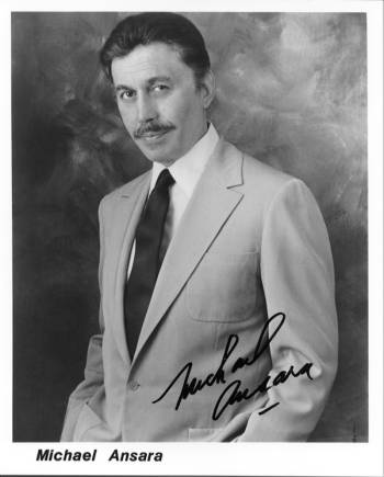 His many movies include   Road Michael Ansara Today